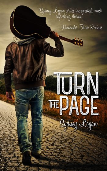 Cover Reveal & Giveaway: Turn the Page by Sydney Logan