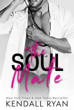 Cover Reveal: The Soul Mate (Roommates #4) by Kendall Ryan