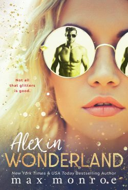 Cover Reveal: Alex in Wonderland by Max Monroe