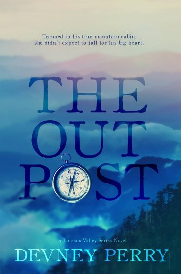 Cover Reveal: The Outpost (Jamison Valley #4) by Devney Perry