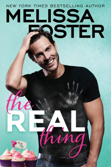 Cover Reveal: The Real Thing (Sugar Lake #1) by Melissa Foster