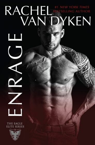 Release Day Blitz: Enrage (Eagle Elite #8) by Rachel Van Dyken