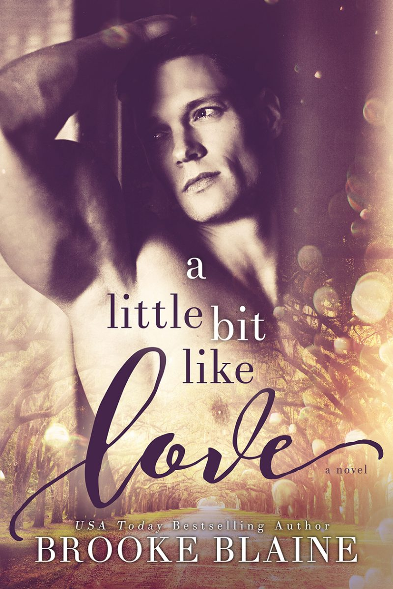 Cover Reveal: A Little Bit Like Love (South Haven #1) by Brooke Blaine