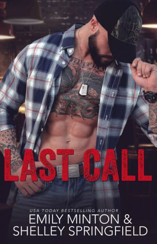 Release Day Blitz & Giveaway: Last Call (The Landing Strip #1) by Shelley Springfield & Emily Minton