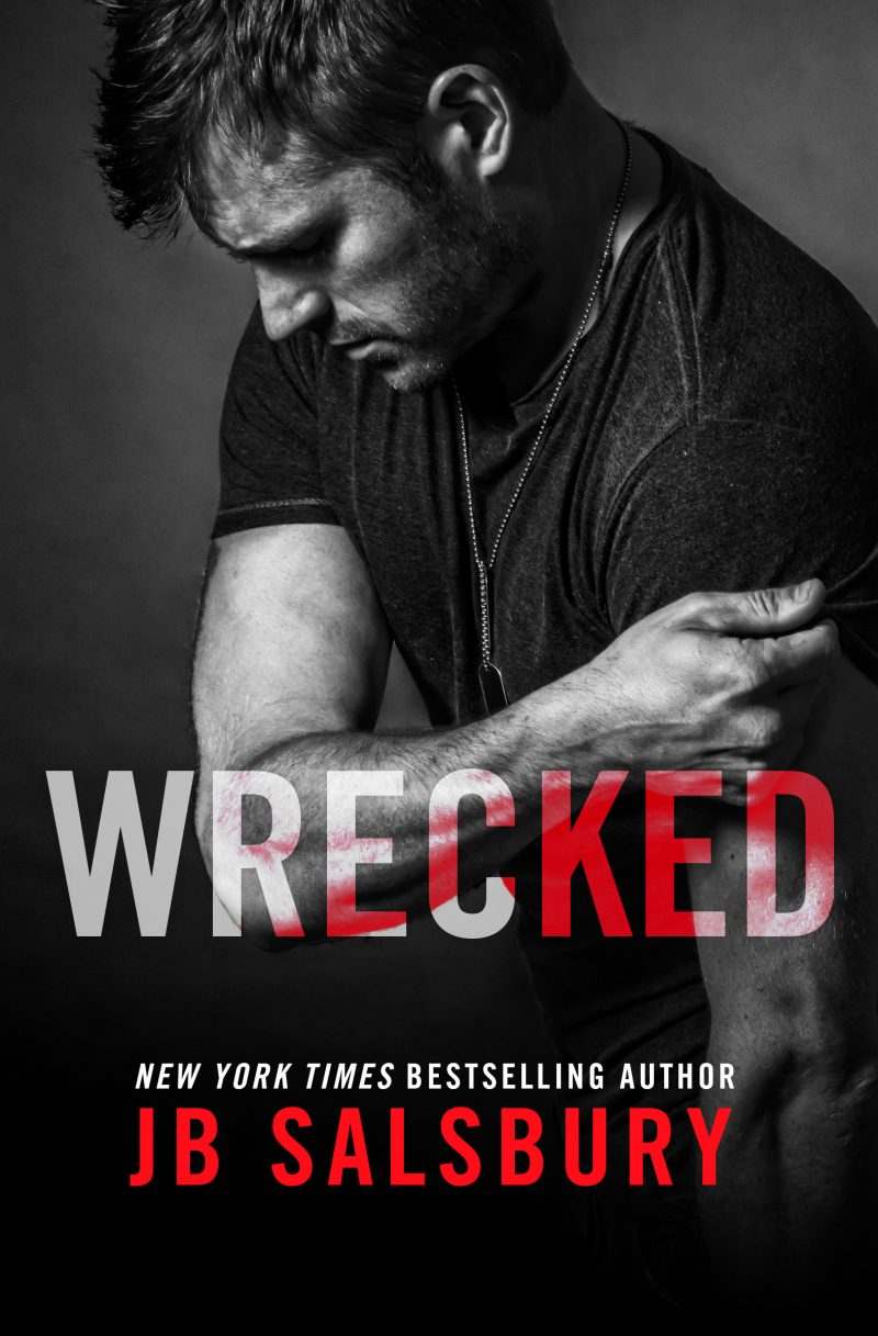 Release Day Blitz & Giveaway: Wrecked by JB Salsbury