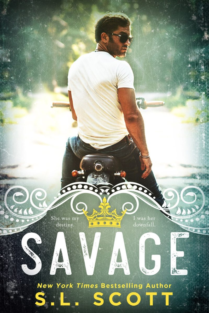 Cover Reveal & Release Day Blitz: Savage (The Kingwood Duet #1) by SL Scott