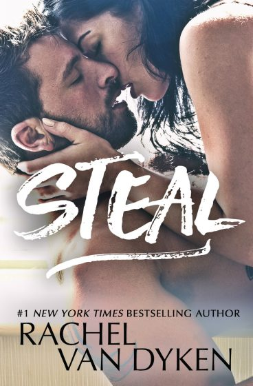 Cover Reveal: Steal (Seaside Pictures #3) by Rachel Van Dyken