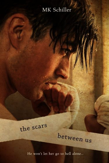 Release Day Blitz & Giveaway: The Scars Between Us by MK Schiller