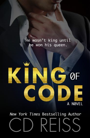 Cover Reveal: King of Code by CD Reiss