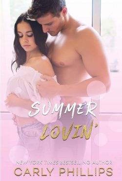 Re-Release Blitz: Summer Lovin' (Costas Sisters #2) by Carly Phillips