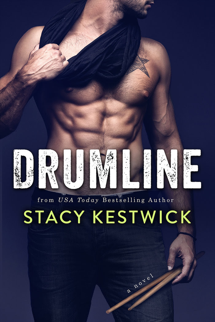 Cover Reveal & Giveaway: Drumline by Stacy Kestwick