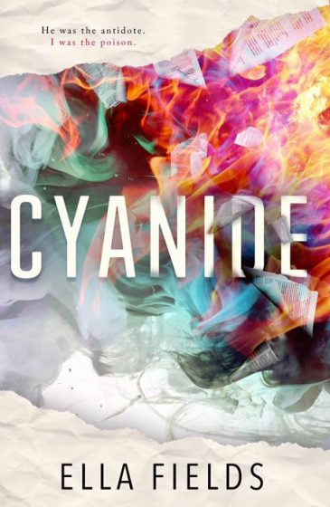 Cover Reveal: Cyanide (Surface Rust #1) by Ella Fields