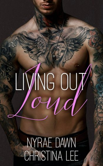 Cover Reveal: Living Out Loud by Christina Lee & Nyrae Dawn