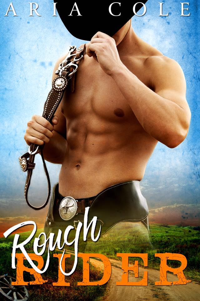Cover Reveal: Rough Rider by Aria Cole