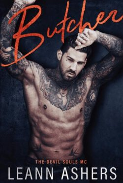 Release Day Blitz: Butcher (Devils Souls MC #3) by LeAnn Ashers