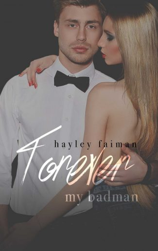 Cover Reveal & Giveaway: Forever my Badman (Russian Bratva #7) by Hayley Faiman