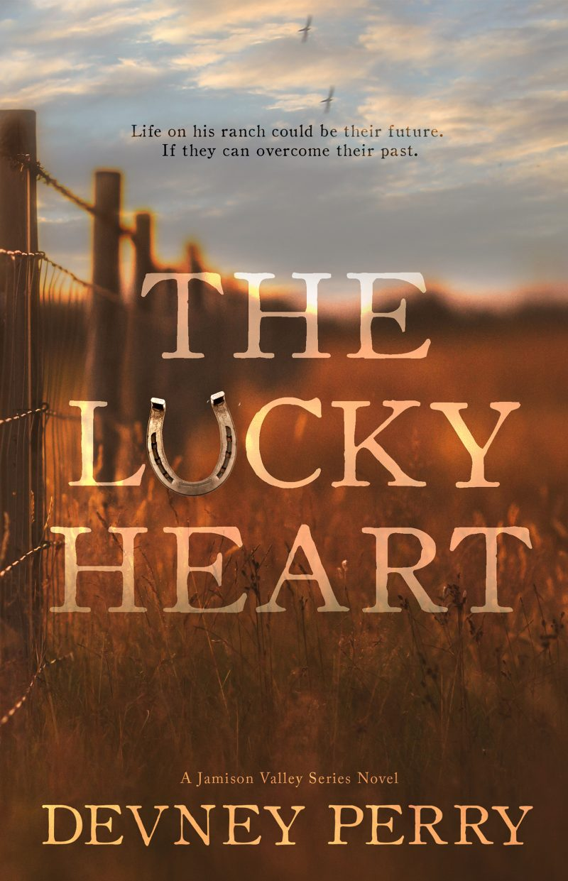 Release Day Blitz & Giveaway: The Lucky Heart (Jamison Valley #3) by Devney Perry