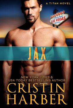 Cover Reveal: Jax (Titan #13) by Cristin Harber