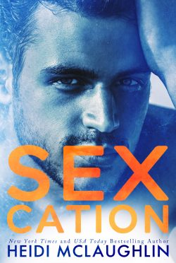 Release Day Blitz & Giveaway: Sexcation by Heidi McLaughlin