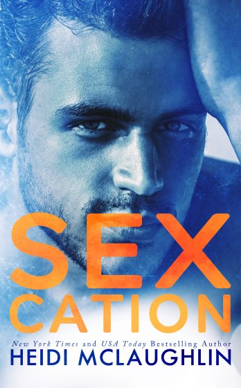 Cover Reveal: Sexcation by Heidi McLaughlin