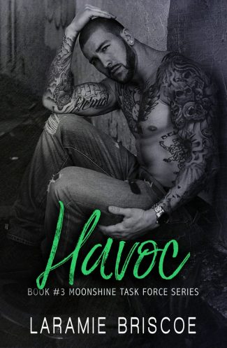 Release Day Blitz: Havoc (Moonshine Task Force #3) by Laramie Briscoe