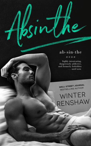Chapter Reveal: Absinthe by Winter Renshaw