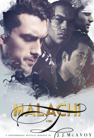 Cover Reveal: Malachi and I by JJ McAvoy