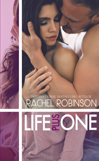 Cover Reveal: Life Plus One by Rachel Robinson
