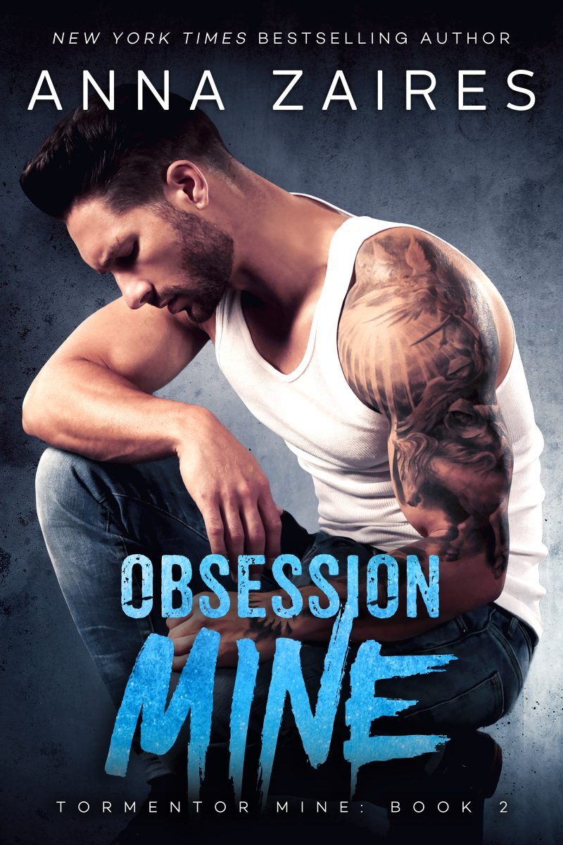 Cover Reveal: Obsession Mine (Tormentor Mine #2) by Anna Zaires