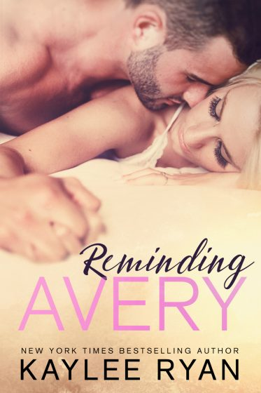 Cover Reveal: Reminding Avery by Kaylee Ryan
