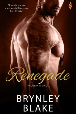 Release Day Blitz & Giveaway: Renegade (Phoenix Rising #2) by Brynley Blake