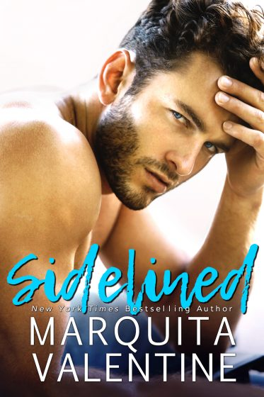 Cover Reveal: Sidelined by Marquita Valentine