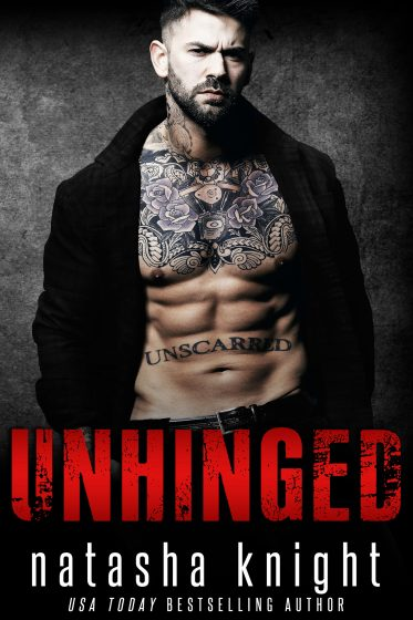 Cover Reveal: Unhinged by Natasha Knight