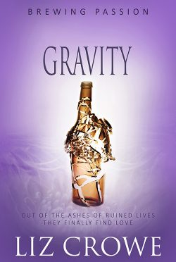 Cover Reveal & Giveaway: Gravity (Brewing Passion #4) by Liz Crowe