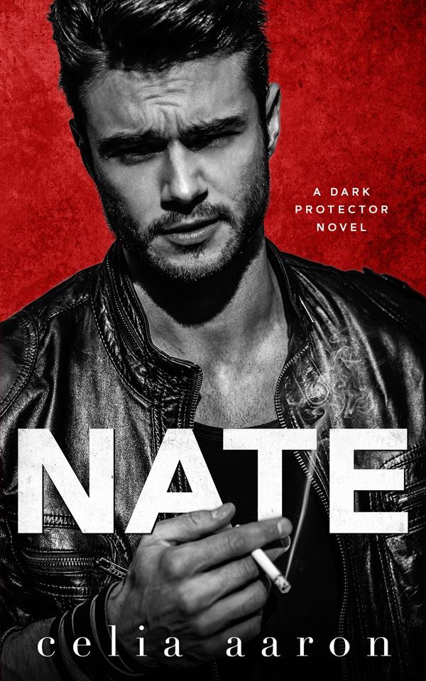 Cover Reveal: Nate (Dark Protector #1) by Celia Aaron