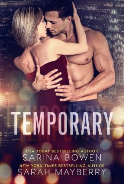 Cover Reveal: Temporary by Sarina Bowen & Sarah Mayberry