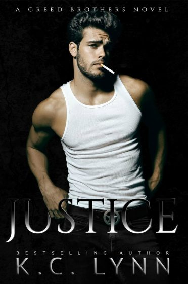 Cover Reveal: Justice (Creed Brothers #1) by KC Lynn