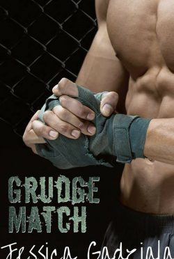 Cover Reveal: Grudge Match by Jessica Gadziala