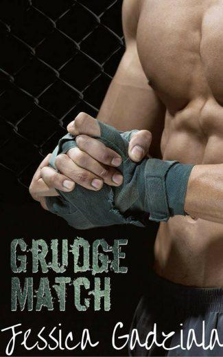 Cover Reveal: Grudge Match by Jessica Gadziala