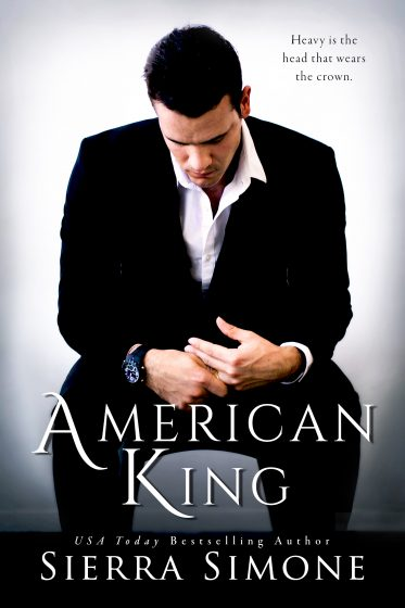 Cover Reveal: American King (New Camelot Trilogy #3) by Sierra Simone