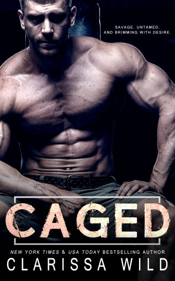 Release Day Blitz & Giveaway: Caged by Clarissa Wild