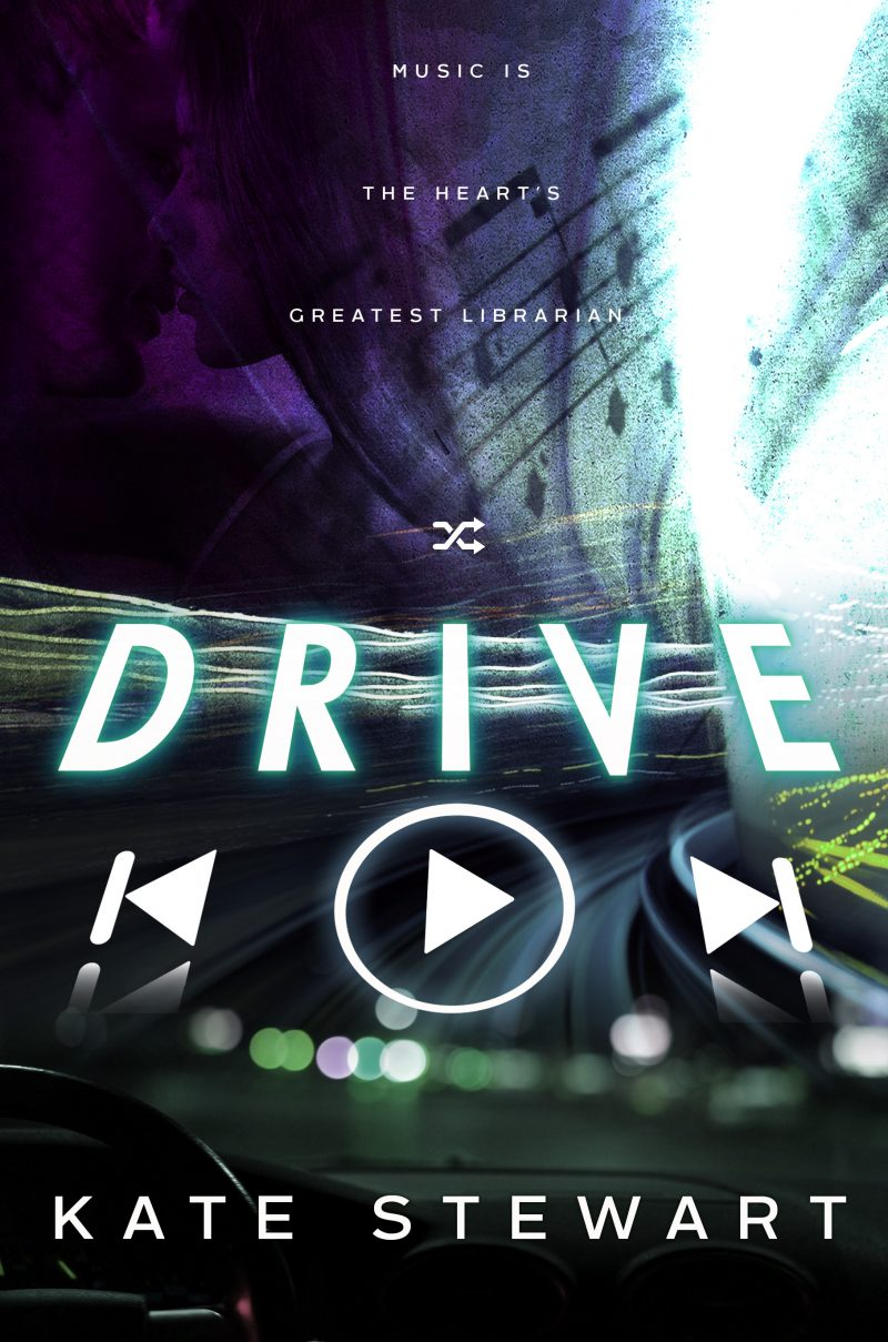 Cover Reveal: Drive by Kate Stewart