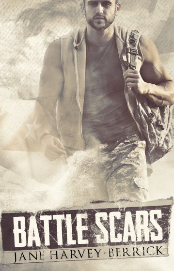 Cover Reveal: Battle Scars by Jane Harvey-Berrick