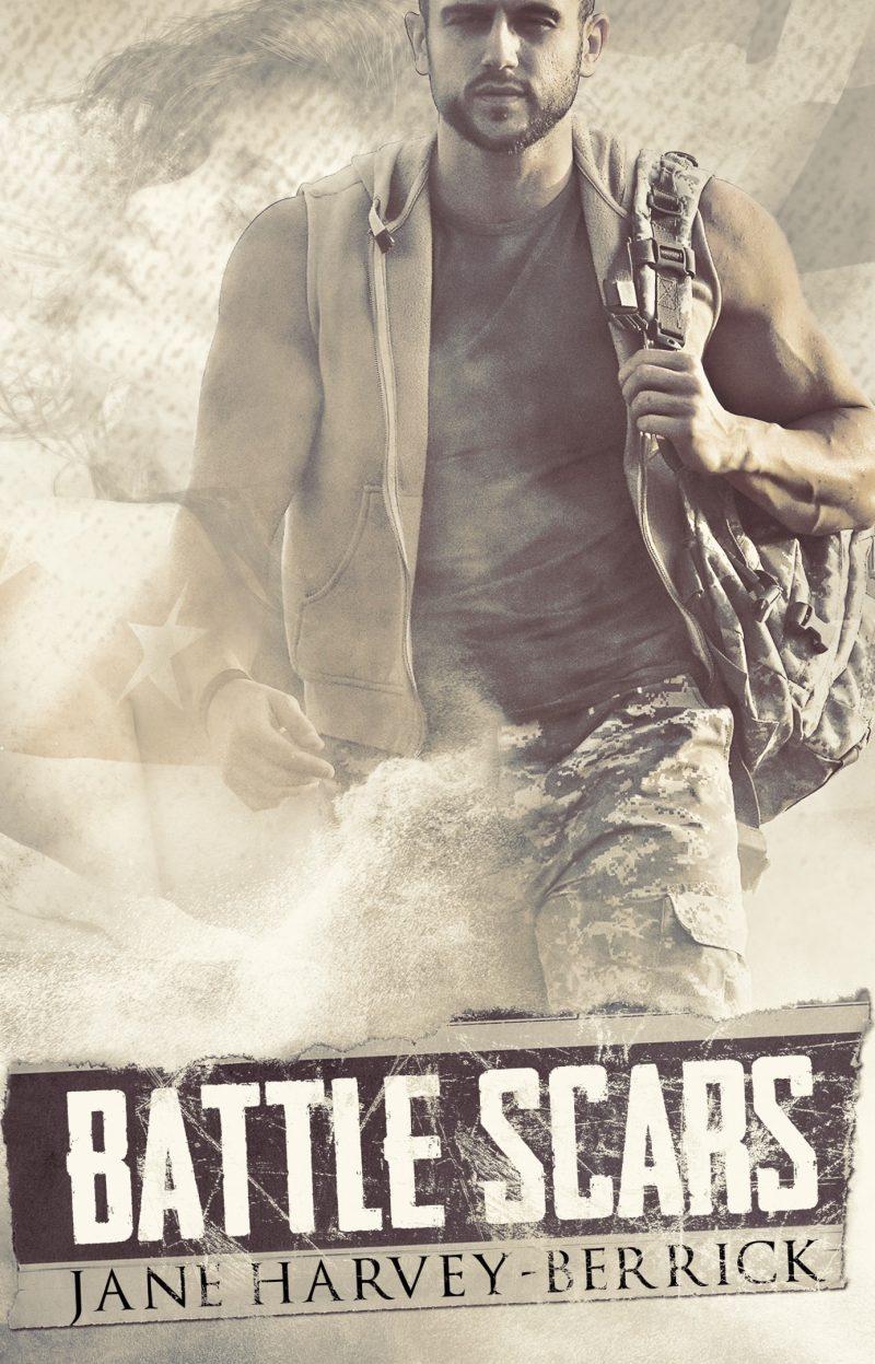 Cover Reveal: Battle Scars by Jane Harvey-Berrick