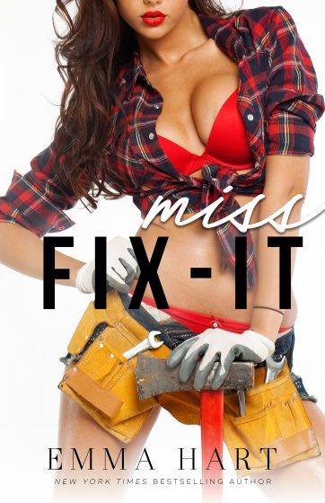 Cover Reveal: Miss Fix-It by Emma Hart