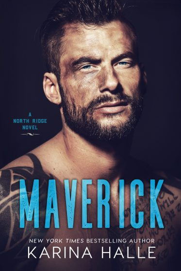 Cover Reveal: Maverick (North Ridge #2) by Karina Halle