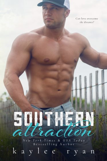 Cover Reveal: Southern Attraction (Southern Heart #3) by Kaylee Ryan
