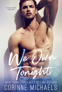 Release Day Blitz: We Own Tonight by Corinne Michaels