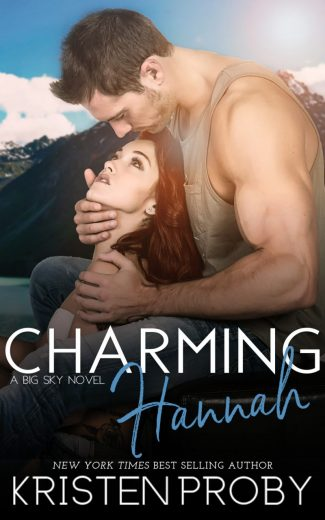 Cover Reveal: Charming Hannah (Big Sky #1) by Kristen Proby