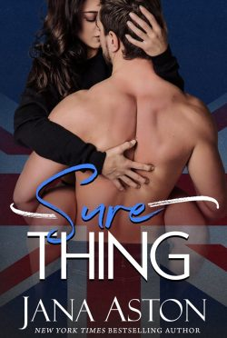 Release Day Blitz & Giveaway: Sure Thing by Jana Aston